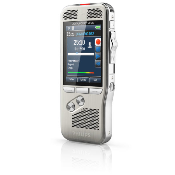 Philips DPM8000 PocketMemo Recorder