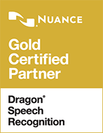 Nuance Gold Certified Partner